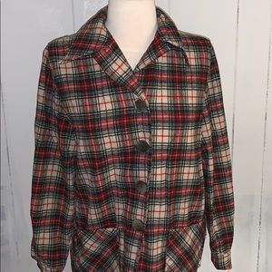 Vintage PENDLETON Wool Button-Down